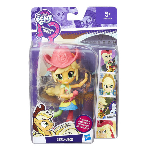 Equestria Girl Mini Applejack Roquera