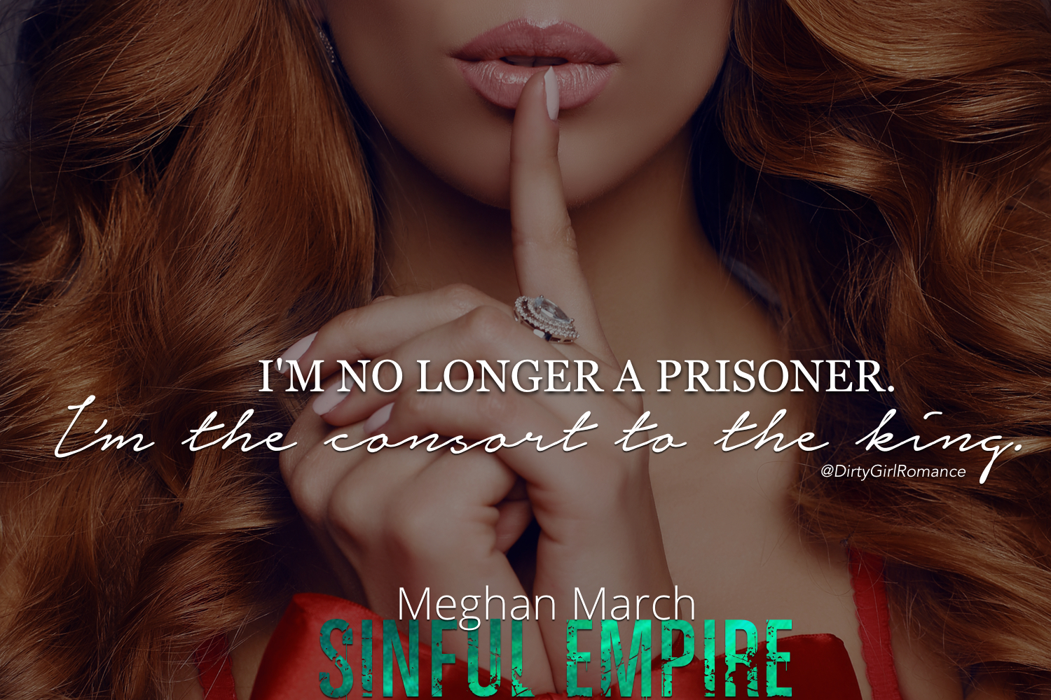 Sinful Empire (Mount Trilogy, #3) by Meghan March