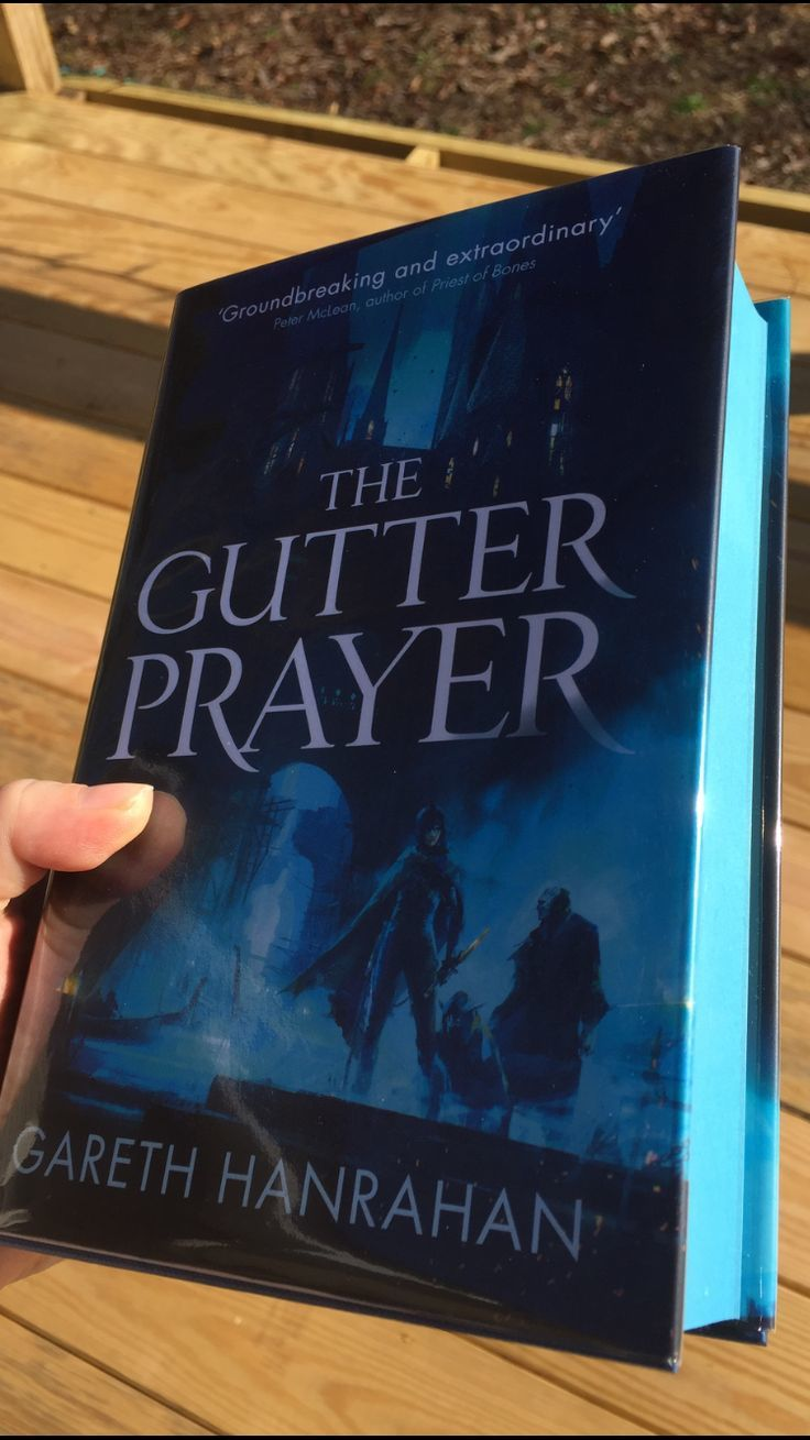 The Gutter Prayer by Gareth Ryder-Hanrahan