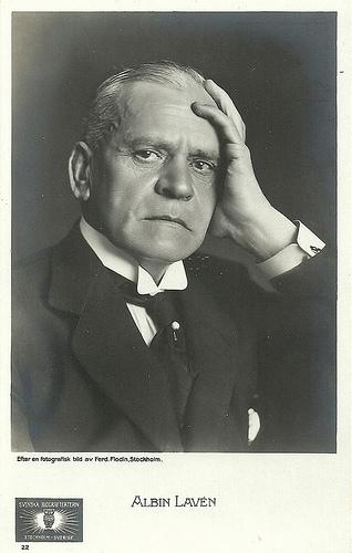 Albin Lavén