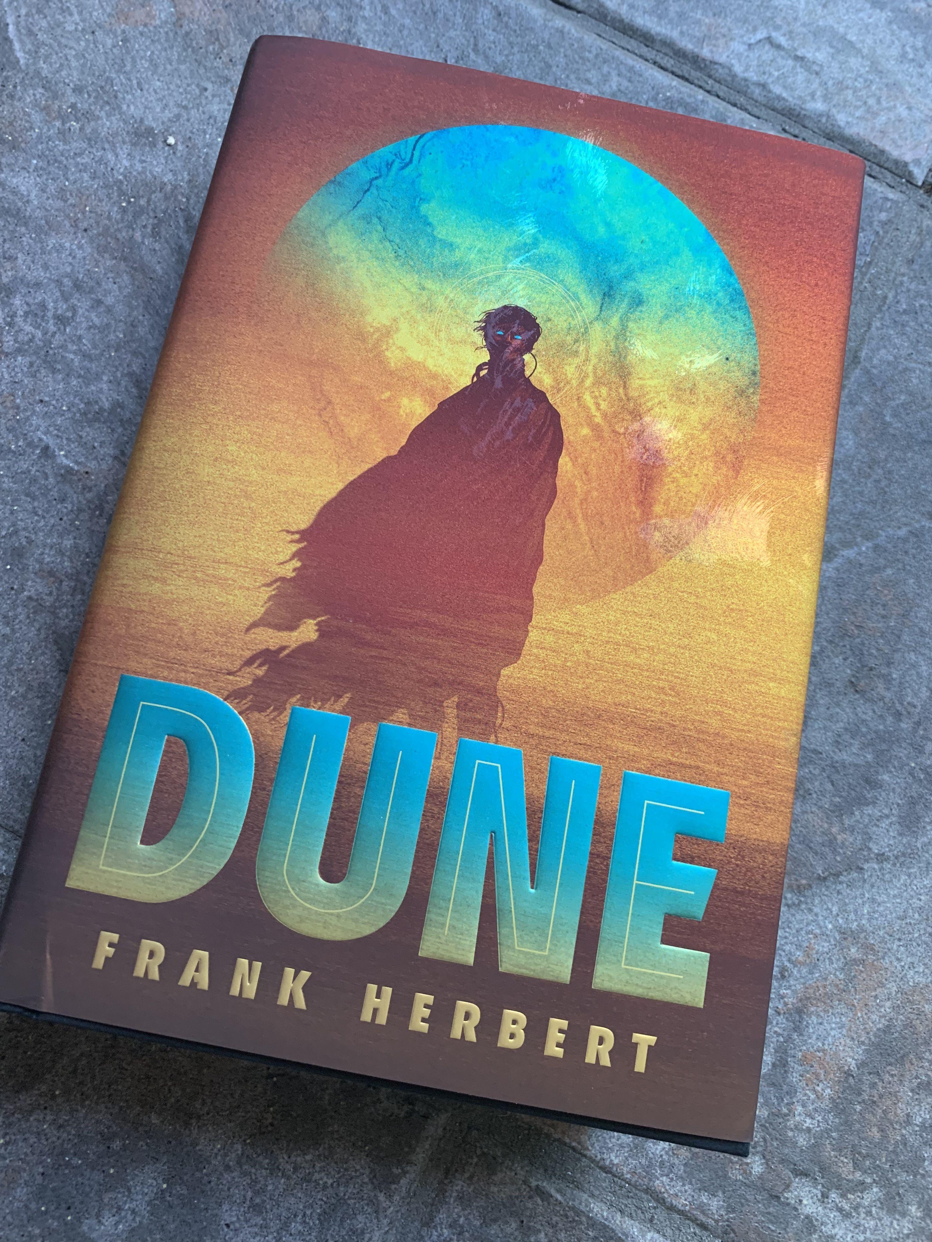 Dune (Dune, #1) by Frank Herbert