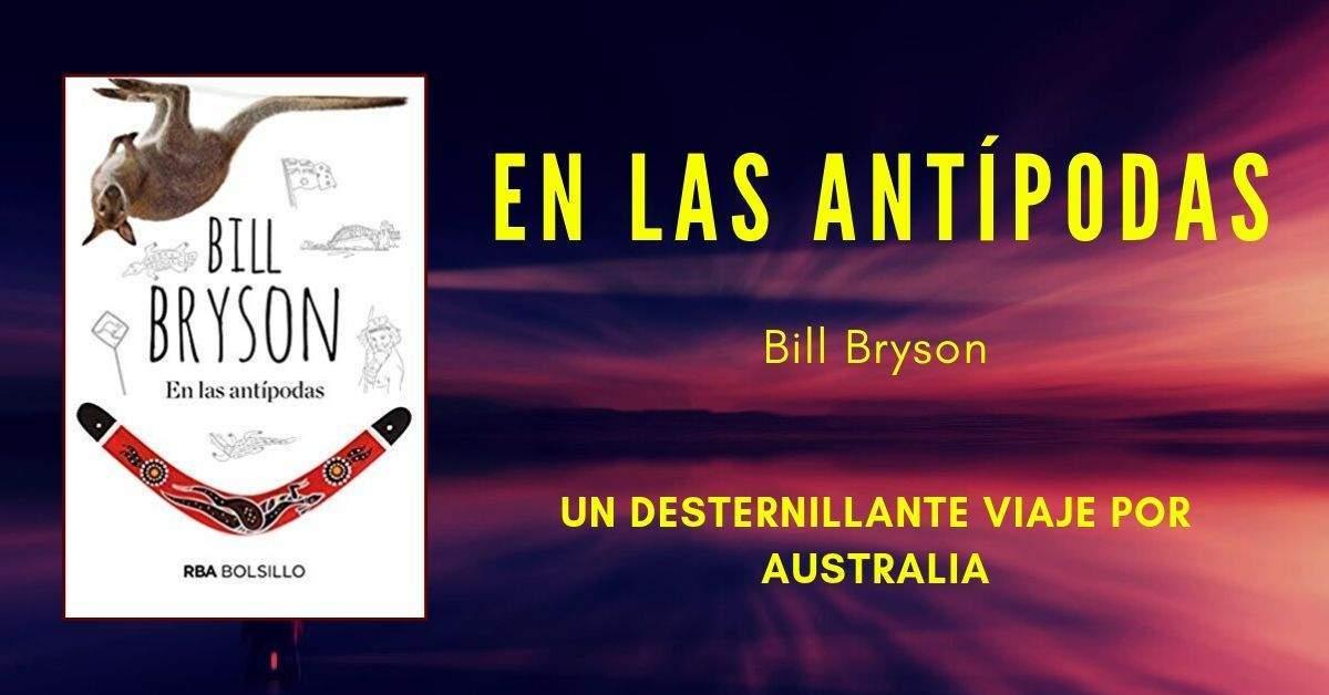 En las antipodas, Bill Bryson