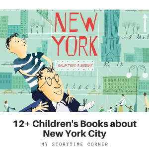 12+ Children's Books about New York City from My Storytime Corner