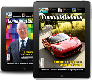 Assinatura Anual Revista Comunità Italiana