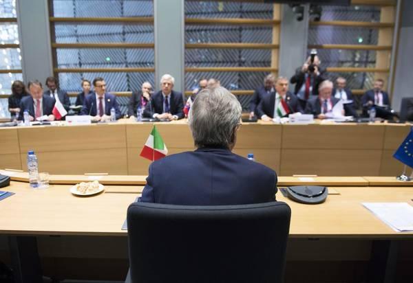 Gentiloni cobra compromisso da UE sobre imigrantes