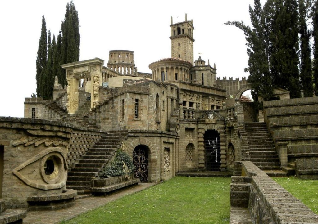Conheça a 'cidade ideal' de La Scarzuola, na Itália