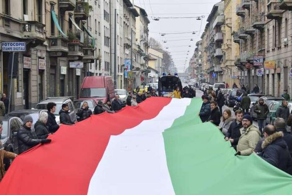 Liga nega proposta para restringir cidadania italiana