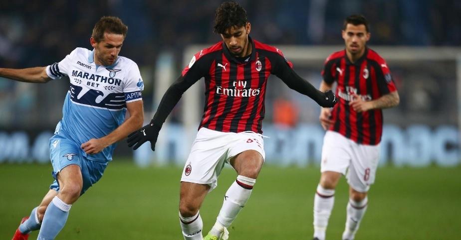 Milan e Lazio ficam no 0 a 0 na ida das semifinais da Copa da Itália