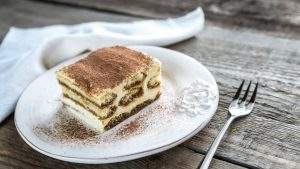 Tiramisù será o sabor do Dia Europeu do Sorvete Artesanal