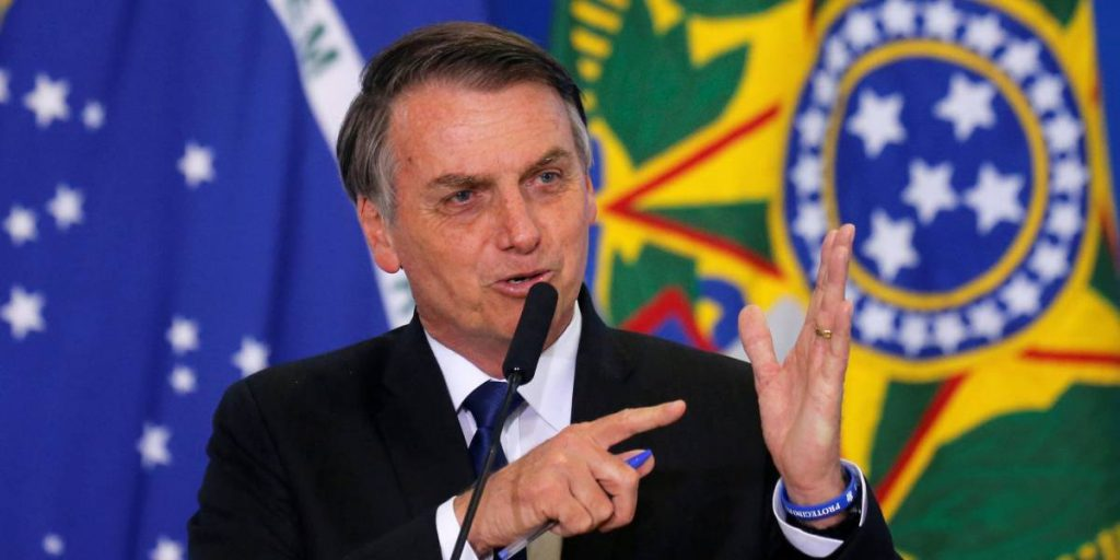 Bolsonaro indica Helio Vitor Ramos Filho para embaixador na República Italiana