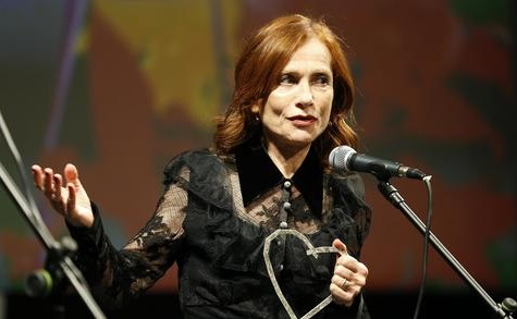 Atriz francesa Isabelle Huppert será premiada em Veneza