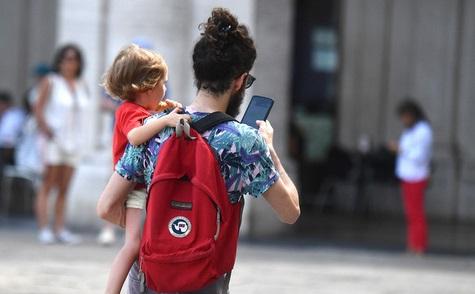 Aumenta número de italianos que se declaram 'donos de casa'