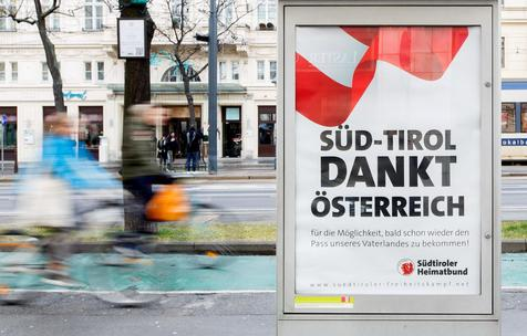 Áustria retoma projeto que concede cidadania a italianos