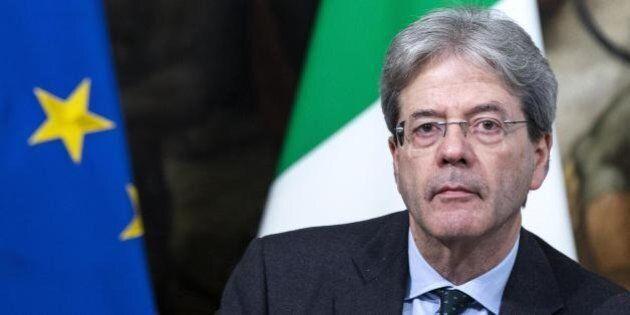 Parlamento da UE sabatina Paolo Gentiloni
