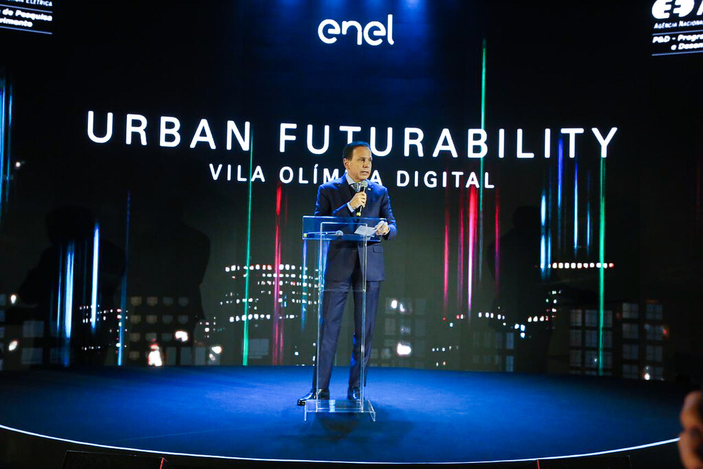 Smart city ítalo-paulista com chancela da Enel