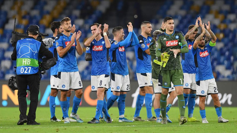 Elenco do Napoli desobedece presidente e causa mal-estar no clube
