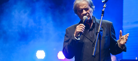 Cantor italiano Fred Bongusto morre aos 84 anos