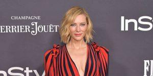 Cate Blanchett presidirá o júri do Festival de Cinema de Veneza