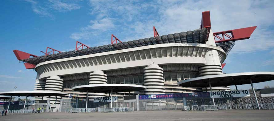 Milan e Inter descartam demolição do San Siro