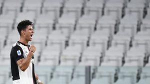 Juventus vence a Sampdoria e é campeã italiana pelo nono ano consecutivo