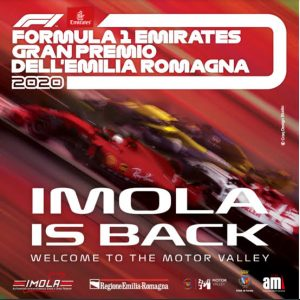'Imola is back': Pôster do GP da Emilia-Romagna é divulgado