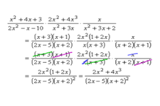 math worksheet : addition and subtraction of rational expressions  read  : Adding And Subtracting Rational Expressions Worksheets