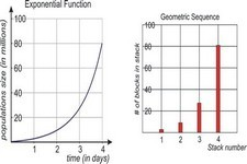 Geometric Sequences and Exponential Functions