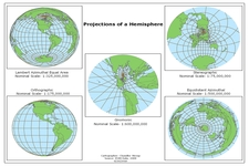Map Projections ( Read ) | Earth Science | CK-12 Foundation