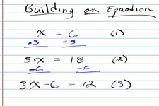 Two-Step Equations and Properties of Equality