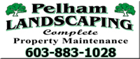 Website for Pelham Landscaping
