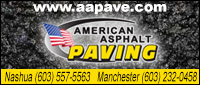 Website for American Asphalt Paving, LLC
