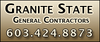 Website for Granite State General Contractors, LLC