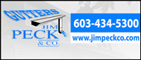 Website for Jim Peck & Co, LLC