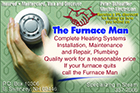 Website for The Furnace Man