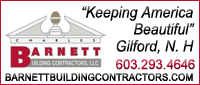 Website for Charles Barnett Building Contractors LLC