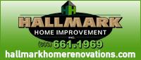 Website for Hallmark Home Improvement, Inc.