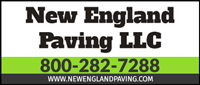 Website for New England Paving, LLC