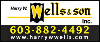 Website for Harry W. Wells & Son, Inc.