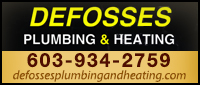 Website for Defosses Plumbing & Heating LLC