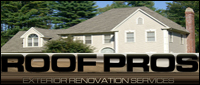 Website for Roof Pros Storm Division Inc.