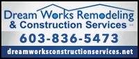 Website for Dreamworks Remodeling, LLC