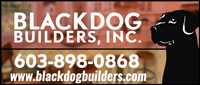 Website for Blackdog Builders, Inc.