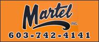 Website for Martel Plumbing & Heating, Inc.