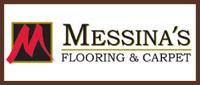 Website for Messina's Flooring & Carpet