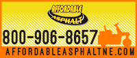 Website for Affordable Asphalt