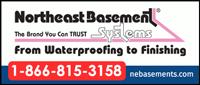 Website for Northeast Basement Systems LLC