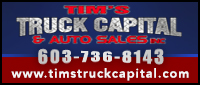 Website for Tim's Truck Capital & Auto Sales Inc.