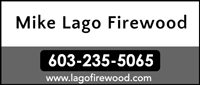 Website for Mike Lago Firewood
