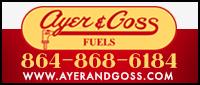 Website for Ayer & Goss, Inc.