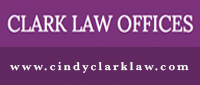 Website for Clark Law Offices